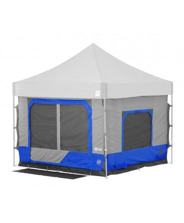 Toile de tente pliable...
