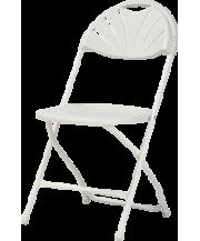 Chaise pliante convention - avec accroche