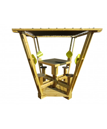 Table plein air - La...