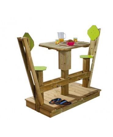 Table plein air - Duo - La...