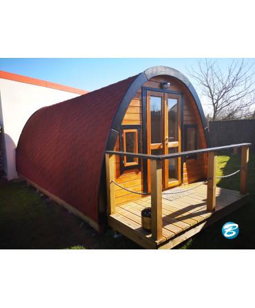 Pod habitation - 3.2 x 5.8...