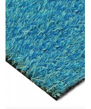Gazon Style - 24 mm - bleu turquoise