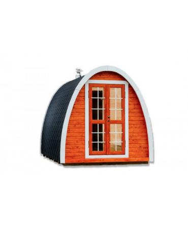 Sauna cabine - 9 m²