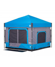 Camping Cube™ / Agricamp - barnum Eclipse + toile de tente